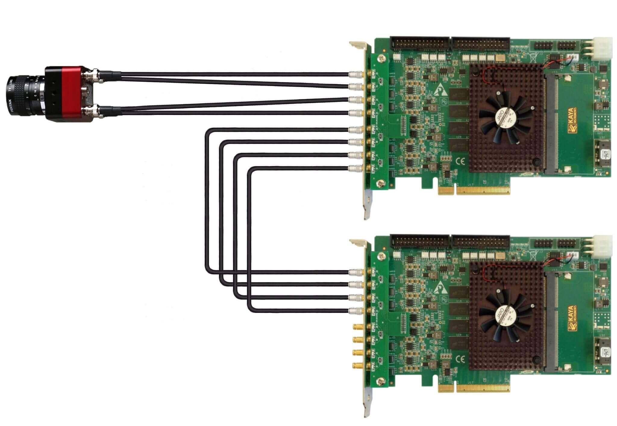 Komodo CoaXPress Frame Grabber – KAYA Instruments