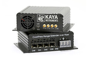 CoaXPress™ FPGA IP Core – KAYA Instruments