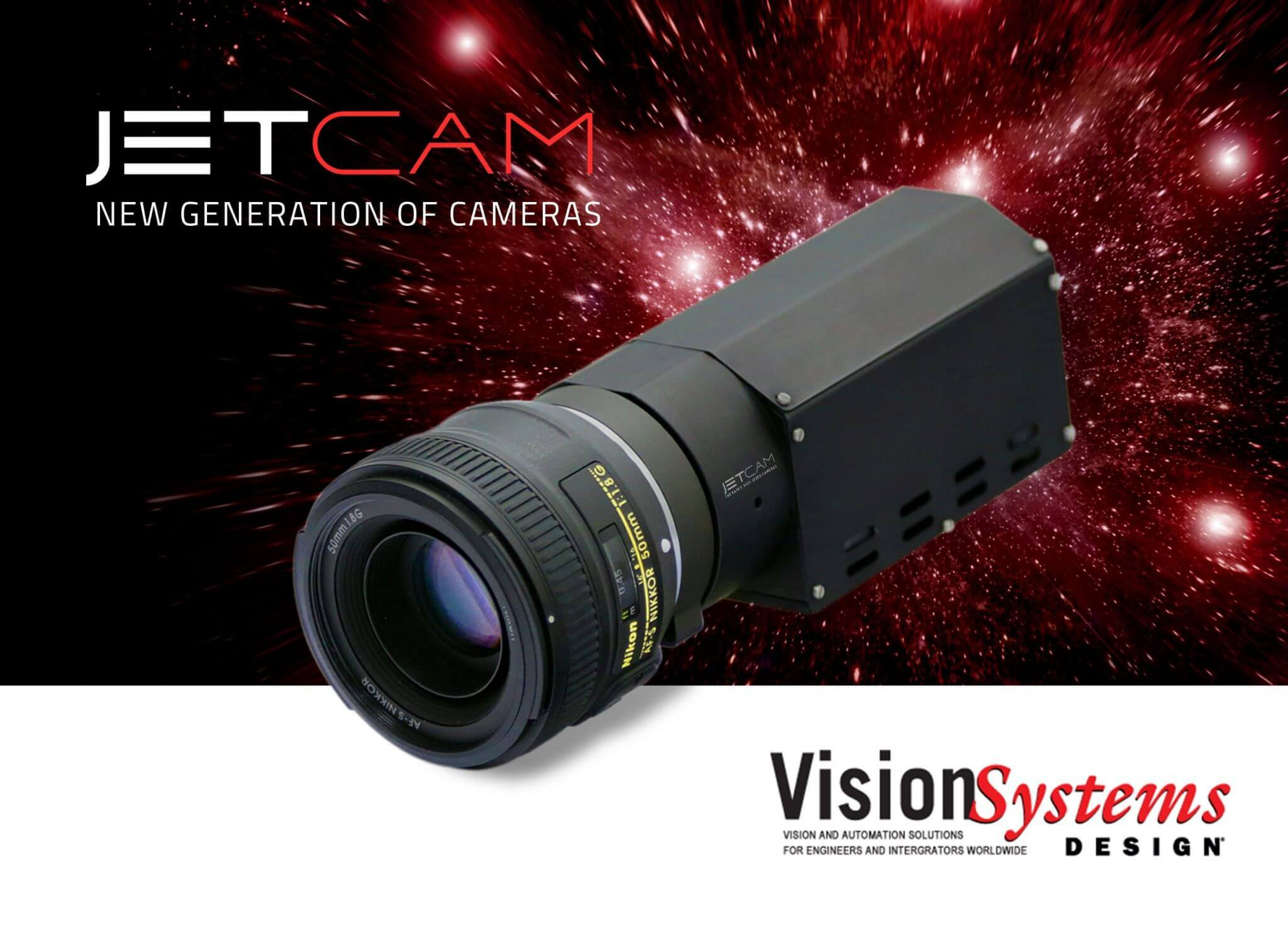 JetCam in Vision Systems Design