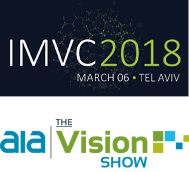 imvc2018 and AIA VISION show